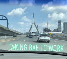 Bae to work
