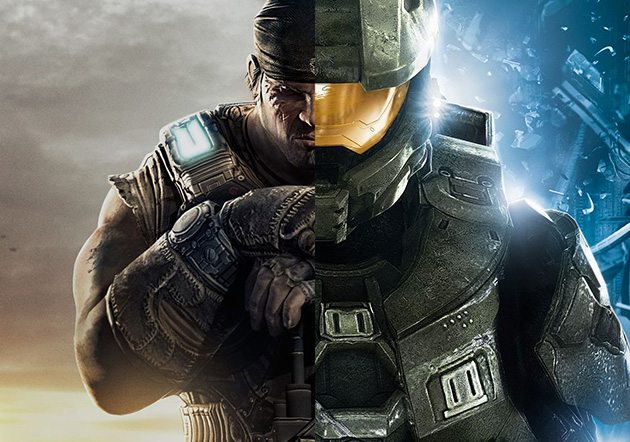 Halo: Waypoint / Gears of War