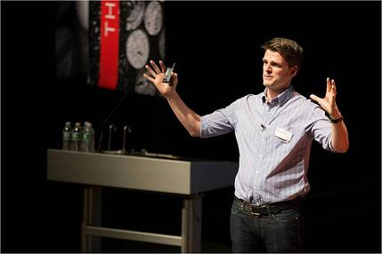 Ben Jones, Creative Director Google