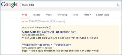 Coca Cola Search 2013 Super Bowl