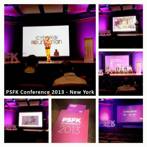 PSFK Conference 2013