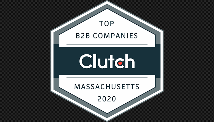 Clutch Names AMP Agency Top-Performing B2B Company in MA