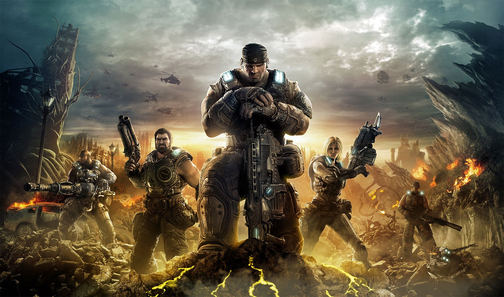 Gears of War Gaming Case Study