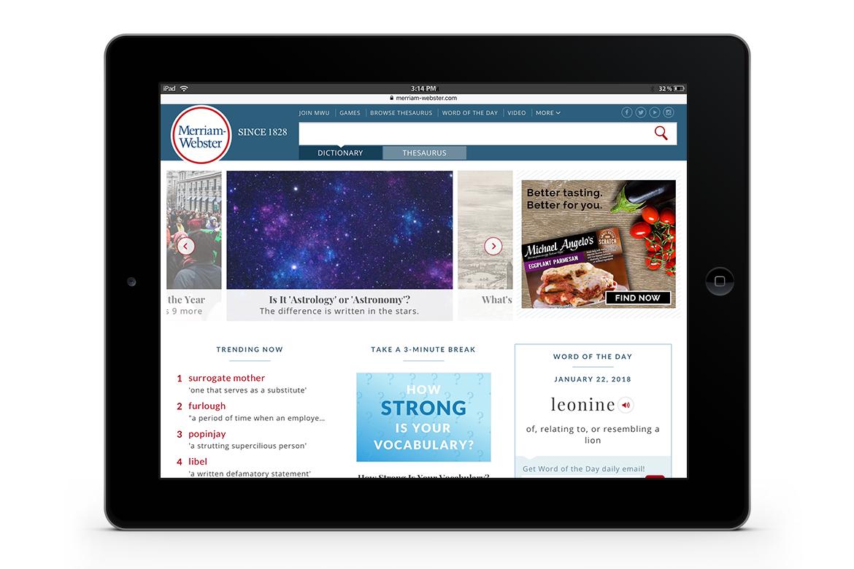 Desktop, Tablet, Mobile Views