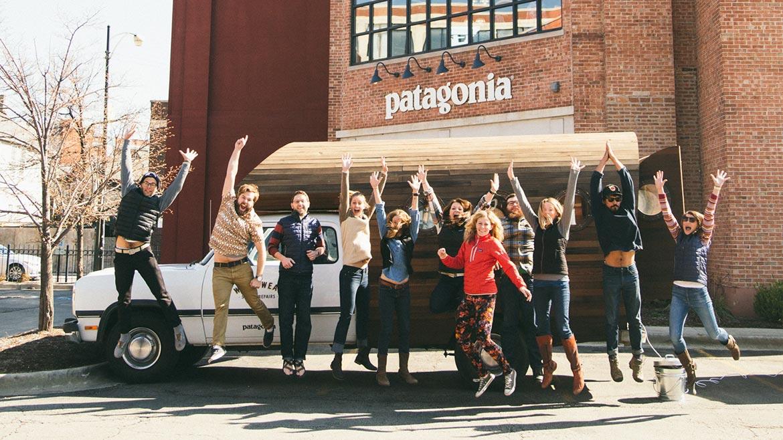 Patagonia Worn Wear Tour Launch