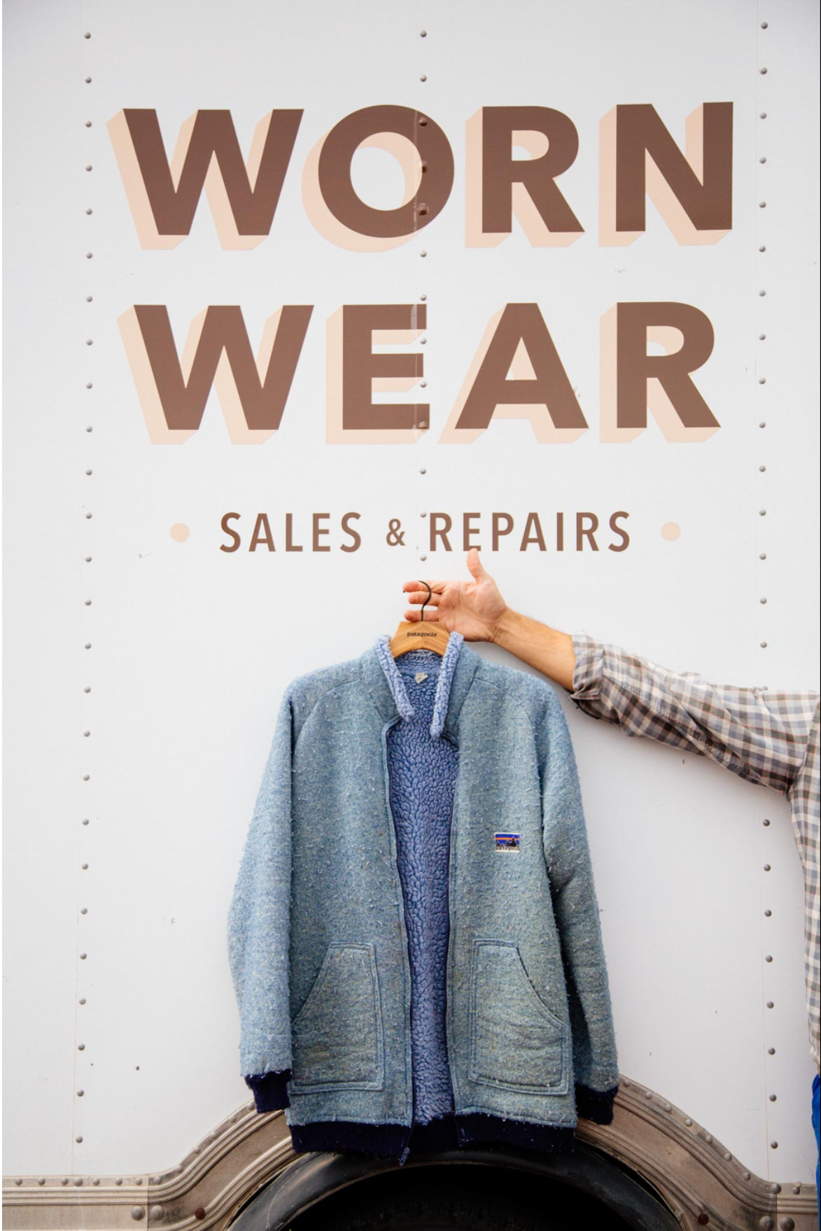 Patagonia Worn Wear Promotional Strategy